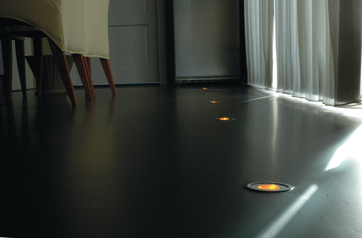 in floor lighting. Floorleds Are Available In Sets Of 3 Or 5 LED Units Floor Lighting